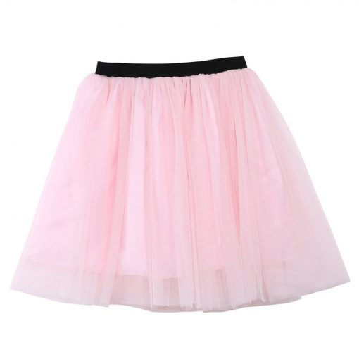 Lovely T-shirt + tutu Skirt Mother Daughter Dresses for Summer Wear 6