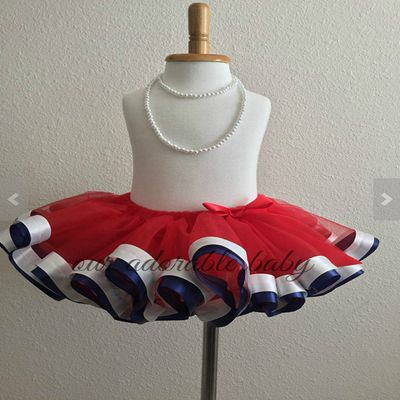 Casual Fluffy Tutu Skirts for Girls 3