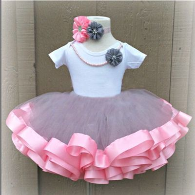 Casual Fluffy Tutu Skirts for Girls 4