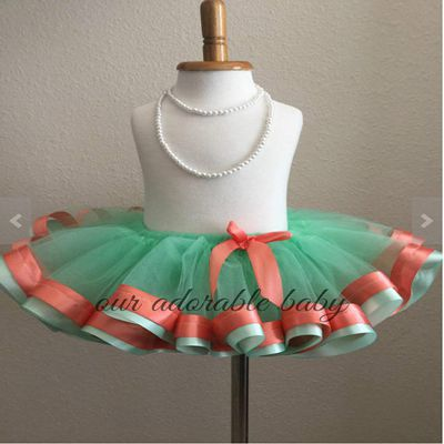 Casual Fluffy Tutu Skirts for Girls 2