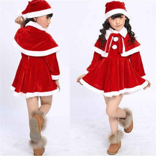 Daughter Dress for Christmas Party 2020! 1