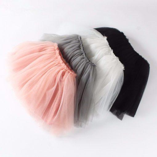 fluffy Tutu skirts for Girls 2