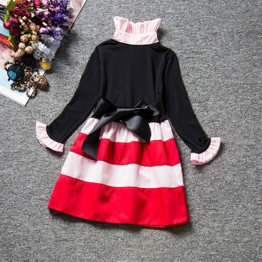 Tutu Flower Dress Fluffy Wedding Gown  for Infant 10