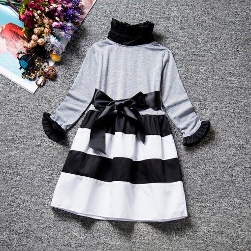 Tutu Flower Dress Fluffy Wedding Gown  for Infant 9