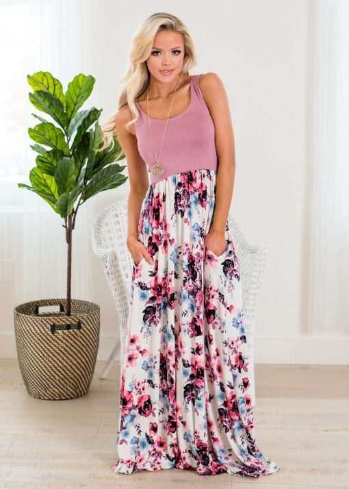 Mother Daughter Family Matching Dresses 2