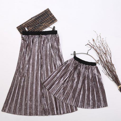 Mommy and Me Matchig Spring Skirt 5