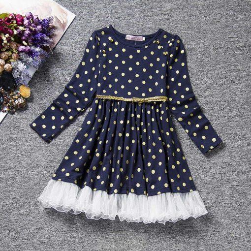 Tutu Flower Dress Fluffy Wedding Gown  for Infant 4