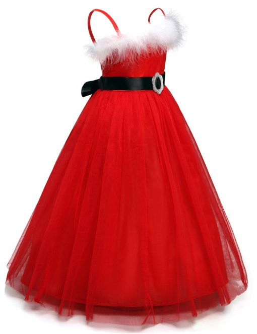 Cute Sequins Christmas Dress for Girls 2019 2