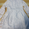 Mother Daughter Lace Dresses Family Matching Clothes 6
