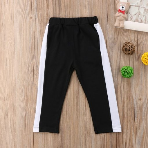 Mother and daughter Smart Athletic  Matching Leggings 2
