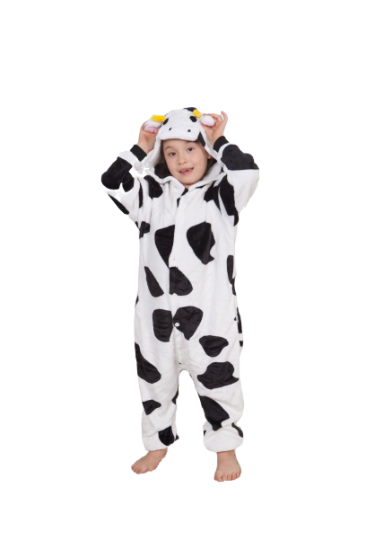 Animal Theme Mommy and Me Pajamas 3