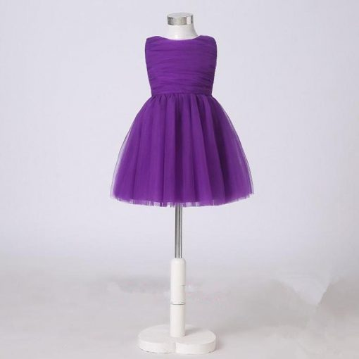 Mother and Daughter Matching Tutu Skirt Dress 4