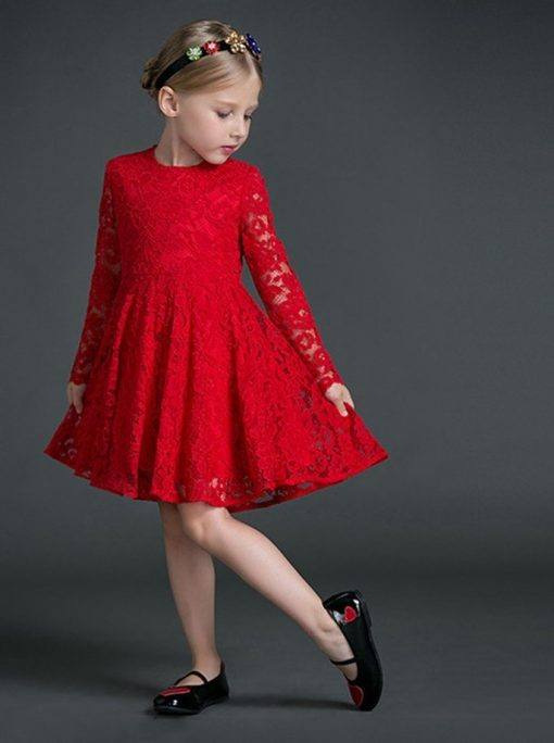 Trendy Mother and Daughter Matching Dress 3