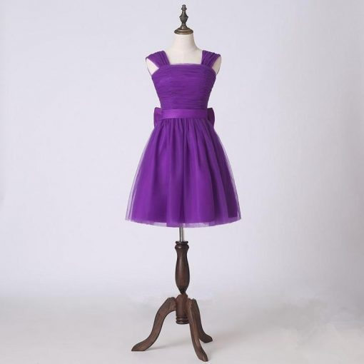 Mother and Daughter Matching Tutu Skirt Dress 3