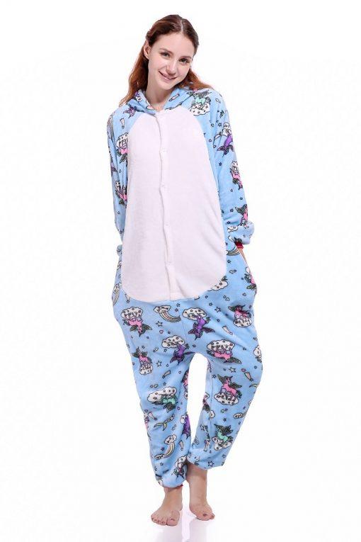 Elegant Mommy and Me Pajamas 5