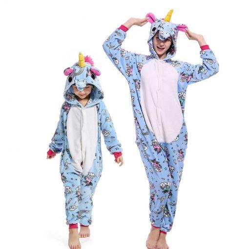 Elegant Mommy and Me Pajamas 1