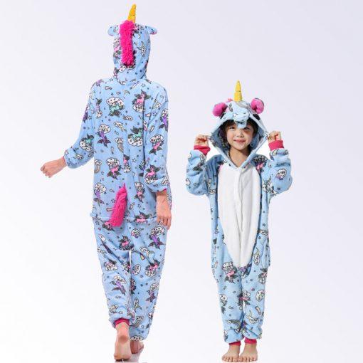 Elegant Mommy and Me Pajamas 6