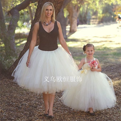 Mommy and Me Adorable Tutu Skirt 1