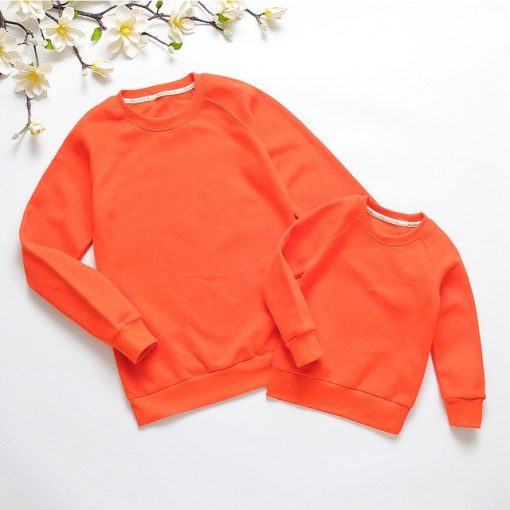 Long Sleeve Mommy and Me Sweater 1