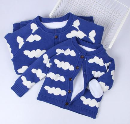 Stylish Matching Sweater for Mother and daughter 2