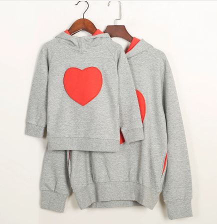 Adorable Mommy and Me Sweater with Perfect Hoodie 2