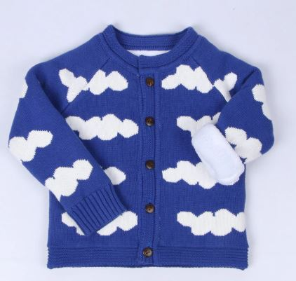 Stylish Matching Sweater for Mother and daughter 4