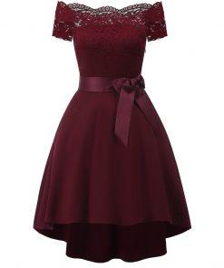 Stunning Short Formal Prom Dress