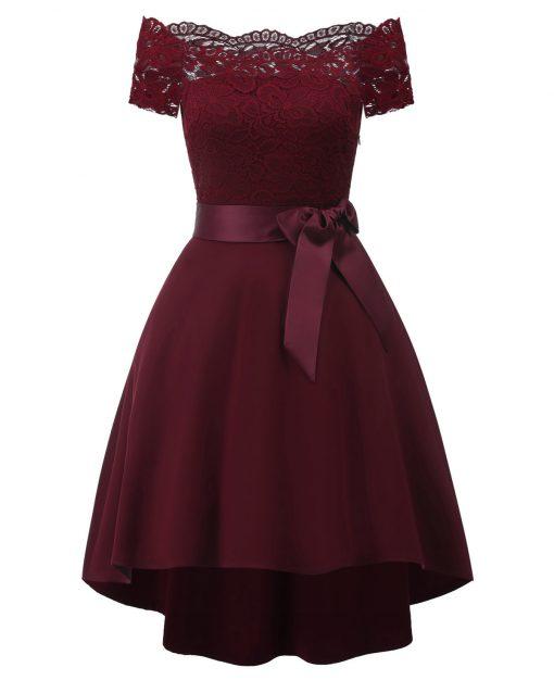 Stunning Short Formal Prom Dress 1