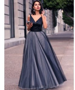 Sophisticated Classy Chic Prom Dress