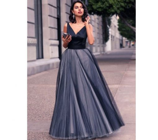 Sophisticated Classy Chic Prom Dress 1