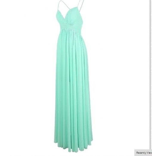 Timeless Voguish Tulle A-line Prom Dress 1