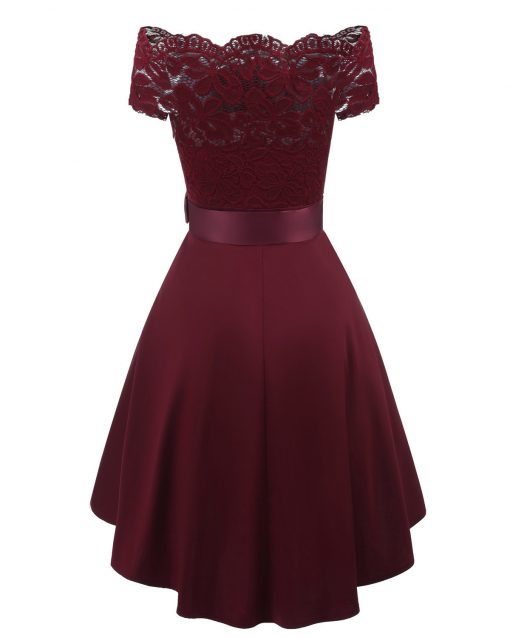 Stunning Short Formal Prom Dress 2