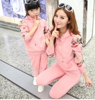 Mommy and Daughter Matching Outfit 4