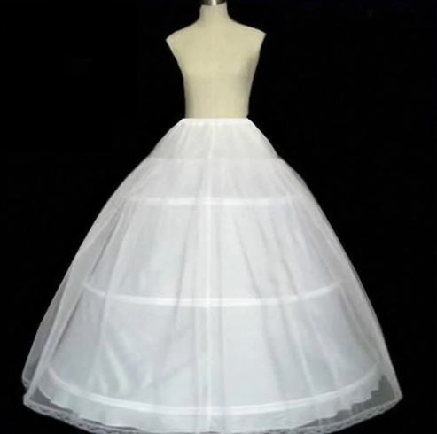 Amazing Look Layered Hoop Skirt 1