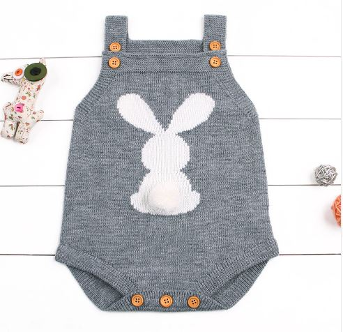 Easter Toddler Baby Jumpsuit 1