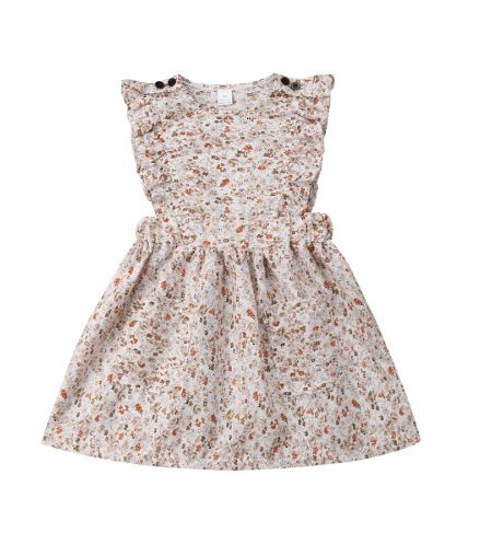 Floral Matching Sibling Easter Dress 2