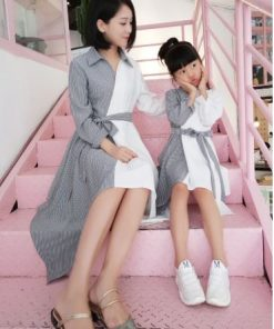 Adorable Mommy and Daughter Outfit