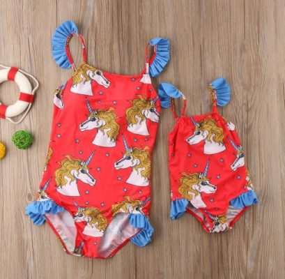 Mommy and Me Swimsuits