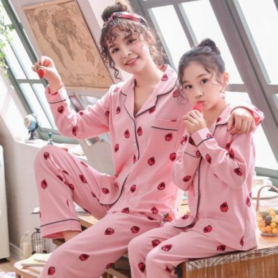 Mother Daughter Pajamas