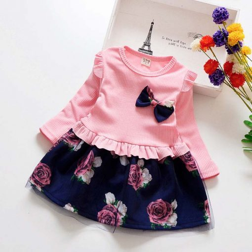 Girl Dress for Christmas Party [Latest] 1