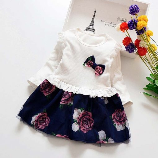 Girl Dress for Christmas Party [Latest] 2