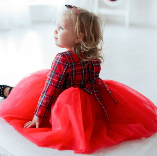 Adorable Christmas Dress