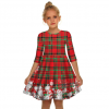 Red kids Dress