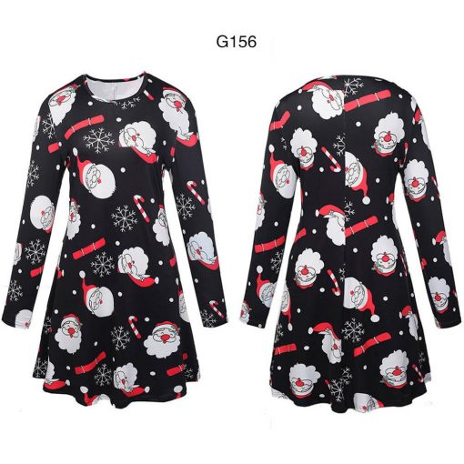 Best Mommy and Me Matching Christmas Dress [Latest] 2