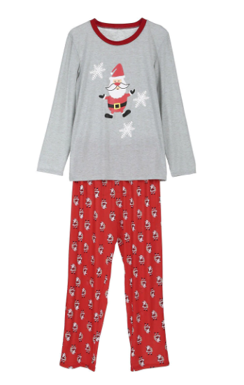 All New Christmas Family Pajamas Set 2