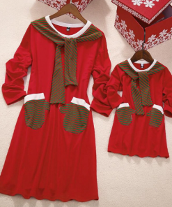 Matching-Christmas-Dress