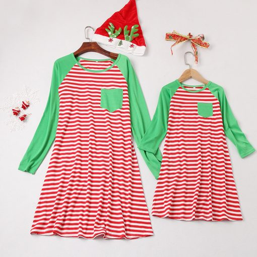 Charming Matching Outfits for Christmas 1